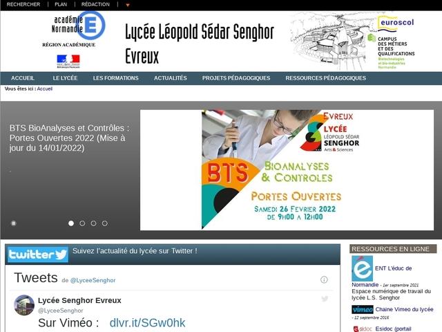 Lycée Léopold Sédar Sanghor (Evreux)