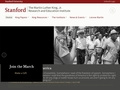 King Institute: Martin Luther King Major Events Chronology
