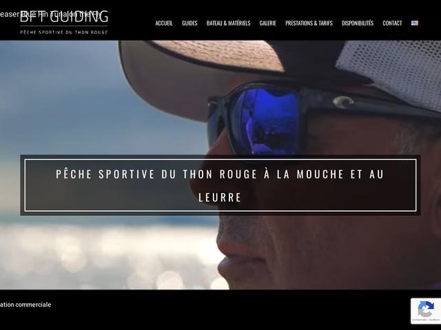 BFT Guiding - Guide de pêche au thon