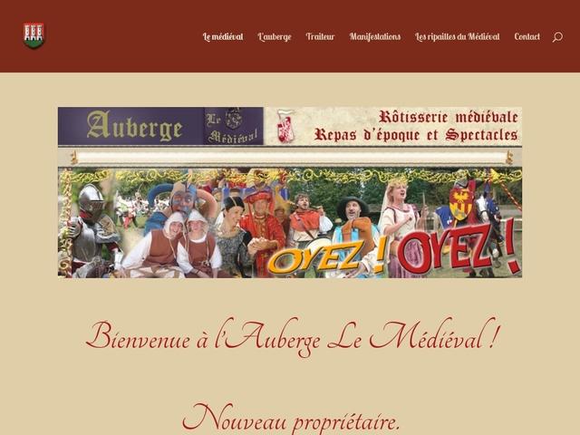 Auberge Le Médiéval 67220 Villé