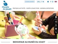 Musée du Jouet, Moirans-en-Montagne, Jura, Franche-Comté - ACCUEIL