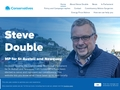 Steve Double MP (St Austell/Newquay)