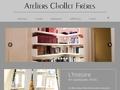 Ateliers Chollet frères, agencement, décoration, menuiserie, meubles de jardin Westport line