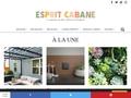 *** Esprit cabane, magazine des idées créatives et écologiques