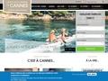 Accueil Cannes Destination