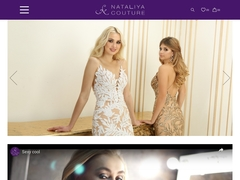 designer dresses by Nataliya Сouture