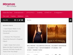 Woman's Era, Most Popular women's magazine reaching over 24 lakhs readers, Covers fashion, cookery, articles, contests, serial episode, poem, health, beauty.
