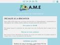 A.M.E, entreprise de rénovation dans l'Indre 36