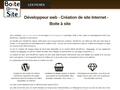 Boite à Site - Création de sites Internet pour artisans et commerçants