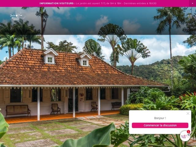 Jardin de Balata Fort-de-France Martinique