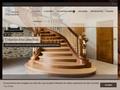 Ateliers d'art Thierry FRAYSSINHES : créateur et fabricant d'escaliers sur mesure