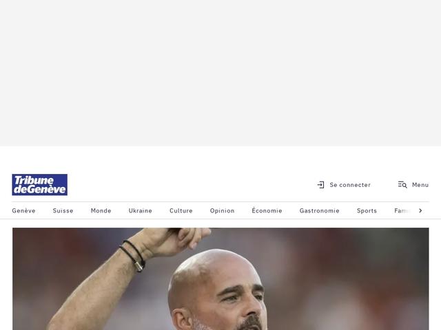 Tribune de Genève, l'actualité en direct,
