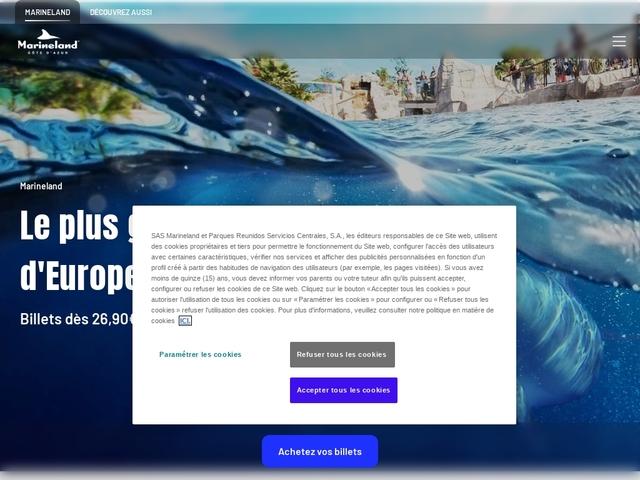 Marineland - Le must de la Côte d'Azur