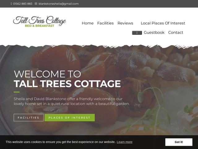 Tall Trees Cottage - Clent - Stourbridge - England.
