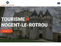 La ville de Nogent-le-Rotrou