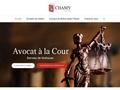Site de Maître Nathalie ROZE Avocats à la Cour