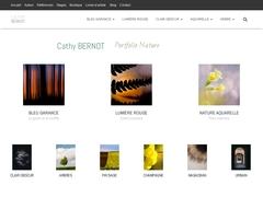 Cathy Bernot, artiste peintre et photographe champenoise