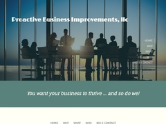 Proactive Executive Forums