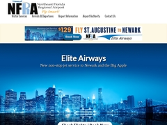Welcome to Northeast Regional Airport at St. Augustine | FlyNF.com