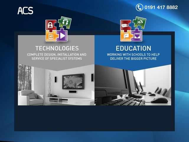 ACS Security, Communication & Audio Visual Systems