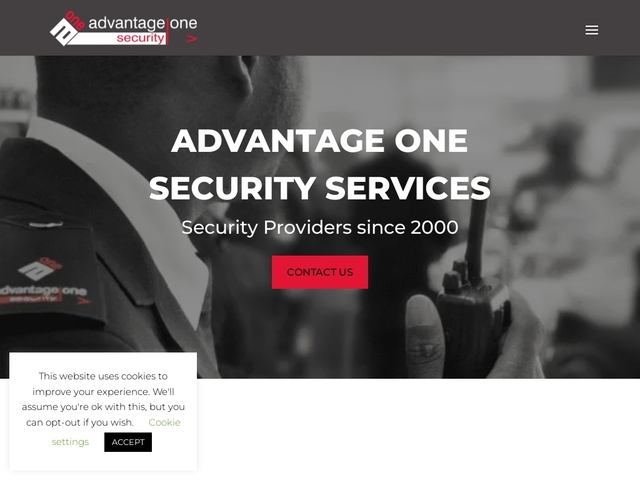 Advantage One Security Services UK