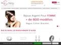 Détails : Rue du Bijou - Bijoux en argent et acier