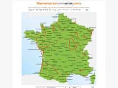 Voies Vertes en France