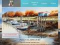Pierre VALAINCOURT aquarelle