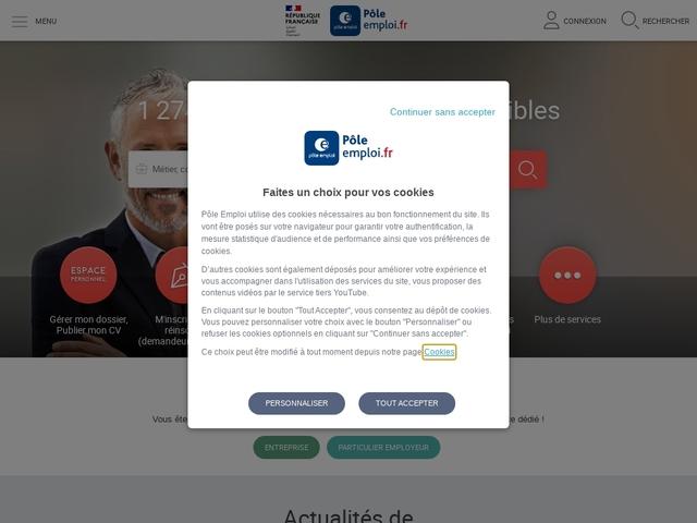 Contrat VDI | pole-emploi