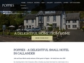 Poppies Hotel, Callander, Stirling, Loch Lomond & The Trossachs