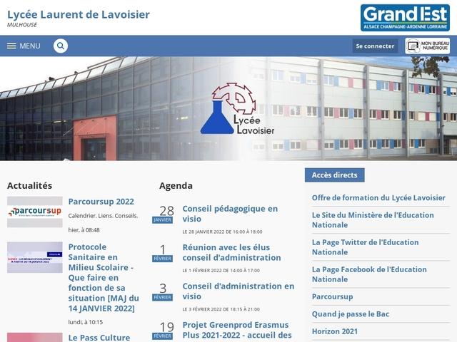 Lycée Lavoisier (Mulhouse)