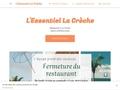 Restaurant L'Essentiel à LA CRECHE