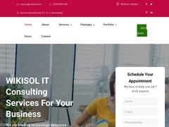 Web Design Islamabad | Web Designing Company Pakistan | Wikisol