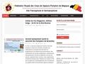 Fédération Royale des Corps de Sapeurs-Pompiers de Belgique - Aile Francophone &Germanophone