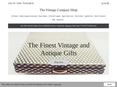 The Vintage Compact Shop