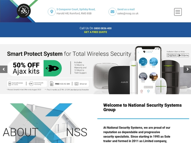National Security Systems Group - Security Specialists