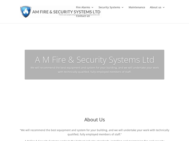 AM Fire & Security Systems