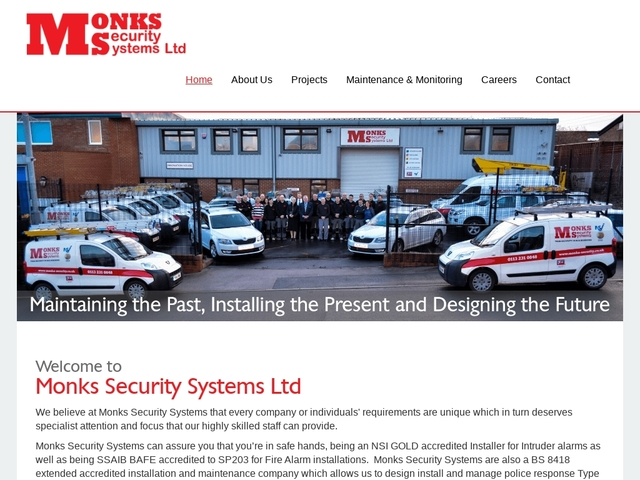 Monks Security Systems