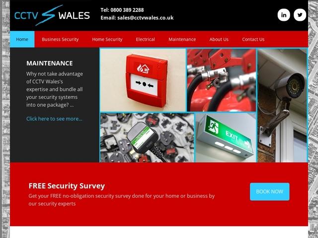CCTV Wales