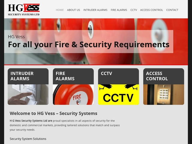HG Vess Security Systems Ltd