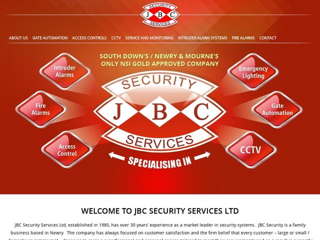 JBC Security Services Ltd