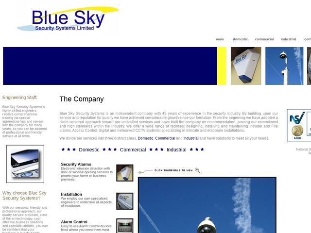 Blue Sky Security