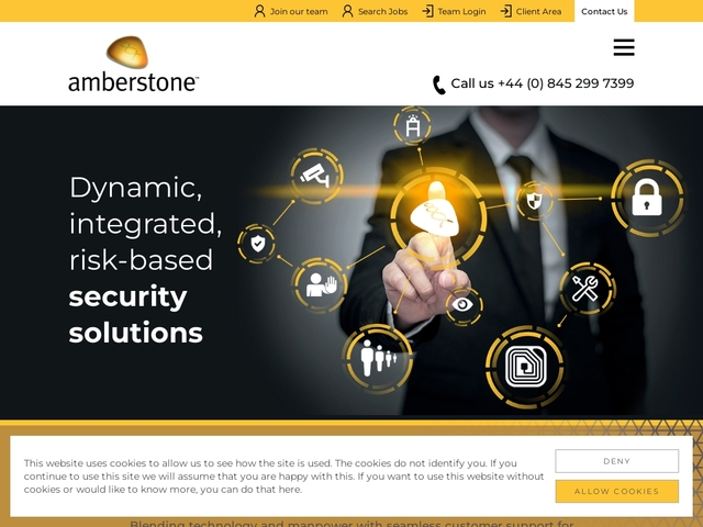 Amberstone Technology Ltd