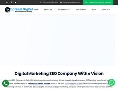 SEO Company in Delhi : ORM PPC Web Designing SEO Services in Delhi