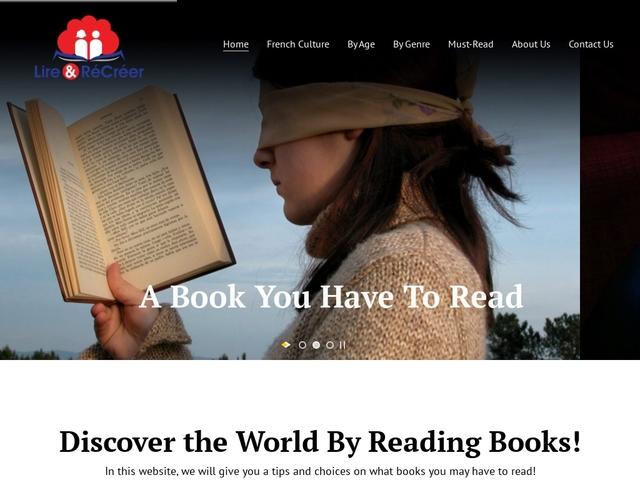 Lire et Recréér