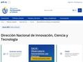DICyT - Dir. de Innovación, Ciencia y Tecnología para el Desarrollo