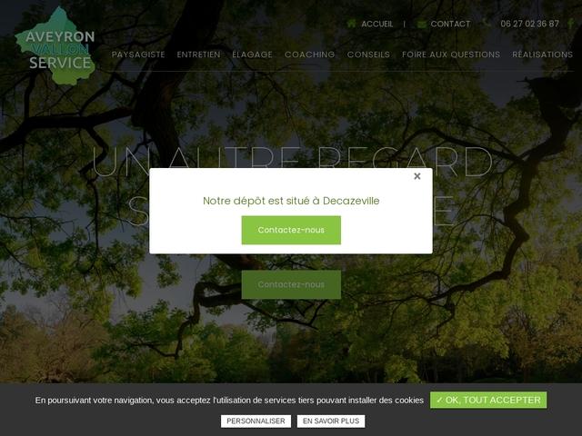 Services et aide a domicile, Aveyron Vallon Service