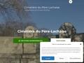 Père Lachaise Cemetery's virtualtour