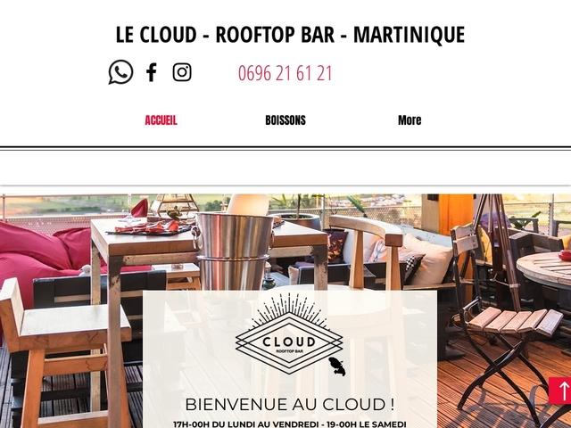 Le Cloud Bar & Tapas Fort-de-France Martinique