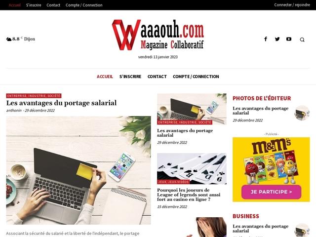Annuaire de qualité Waaaouh : les meilleurs liens du Web !